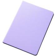 RT-PA6CLC2-LD [iPad Air 2用 カラフル・スリムレザージャケット 合皮タイプ ラベンダー]