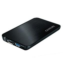 CSS25EU3BK6G [シンプルBOX2.5 USB3.0+Esata SATA6G]