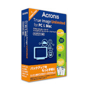 Acronis True Image Unlimited for PC and Mac 3ライセンス [Windows/Mac用ソフト]