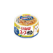 金のだし スープ仕立て [猫用 まぐろ ささみ かつお節入り 80g]