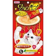 CIAO ボーノスープ [猫用 海老クリームスープ 17g×5本]