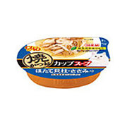 CIAO 焼かつお カップ [猫用 スープ ほたて貝柱 ささみ入り 60g]
