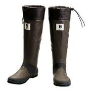 バードウォッチング長靴 4Lサイズ 29.0cm ブラウン [479226070]