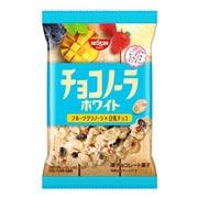 日清シスコ チョコノーラホワイト 45g