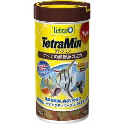 テトラ テトラミン フレーク 52g [餌 エサ 熱帯魚]