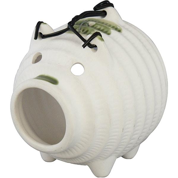 02938 [豚の蚊取り器 白豚]