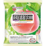 マンナンライフ 蒟蒻畑 [白桃味 1袋 25g×12個入]