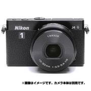 #4308 [Nikon 1 J4用 張り革キット ニコンタイプ ブラック]
