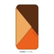i6PPF20-OR [オリガミフォリオ for iPhone 6 Plus 5.5インチ用オレンジ]