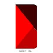 i6PPF20-RD [オリガミフォリオ for iPhone 6 Plus 5.5インチ用レッド]