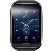 SM-R750D(K) Gear S [Tizen OS搭載 3G対応スマートウォッチ ブラック]