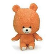 619690 [くまのがっこう Tiny Twin Bears モコモコ ルル Lサイズ]