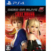 DEAD OR ALIVE 5 Last Round [PS4ソフト]