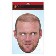 Wayne Rooney MUFC Mask [ウェイン・ルーニー パーティマスク]