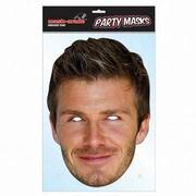 David Beckham Mask [デビット ベッカム パーティマスク]