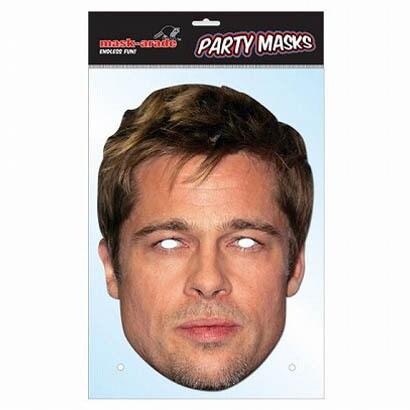 Brad Pitt Mask [パーティマスク]