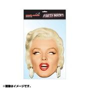 Marilyn Monroe Diamonds Mask [パーティマスク]