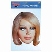 Thunderbirds Lady Penelope Mask [パーティマスク]