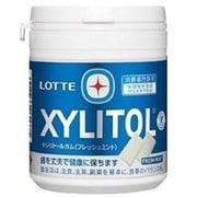 キシリトール ガム<フレッシュミント>ファミリーボトル 143g [特定保健用食品]