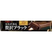 セコイヤチョコレート贅沢ブラック 1本