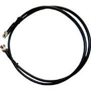 CCA7010A [BNC付き同軸ケーブル 1.0m BNCプラグ 両端付き RG-58A/U]