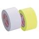 R-25H-WL [メモックロールテープ スタンダード&蛍光カラー 25mm×10m 白&レモン つめかえ用]