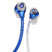SL99UW [Hi-Definition In-Ear Headphone Blue White SL99UW]