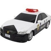 警察24時 RCパトロールカー クラウンタイプ