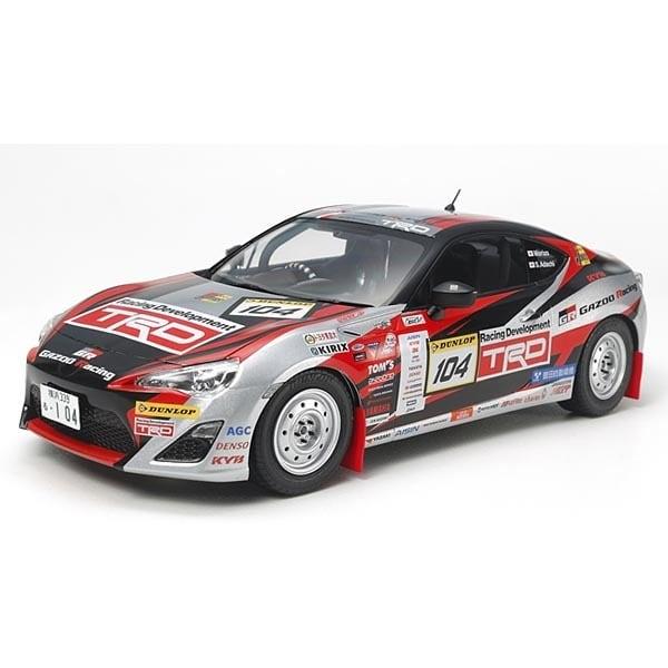 GAZOO Racing TRD 86 (2013 TRD ラリーチャレンジ) [1/24 組立式 プラモデル]