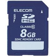 MF-FSD008GC10R [SDHCカード データ復旧サービス付 Class10 8GB]