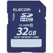 MF-FSD032GC10R [SDHCカード データ復旧サービス付 Class10 32GB]