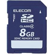 MF-FSD008GC4R [SDHCカード データ復旧サービス付 Class4 8GB]