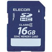 MF-FSD016GC4R [SDHCカード データ復旧サービス付 Class4 16GB]