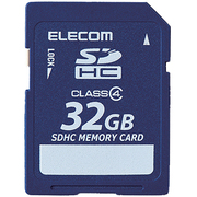 MF-FSD032GC4R [SDHCカード データ復旧サービス付 Class4 32GB]
