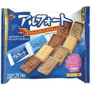 アルフォートFS ファミリーサイズ 204g [ミルクチョコ&リッチミルクチョコ 1袋]