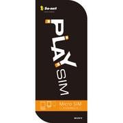 PLAY SIM [microSIM]