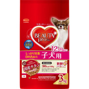 ビューティープロ ドッグ 2ヵ月から12ヵ月までの子犬用 3kg [ドッグフード]