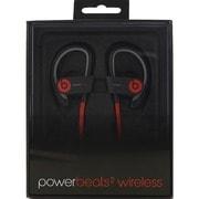 MHBE2PA/A [Powerbeats2 ワイヤレスヘッドフォン ブラック]