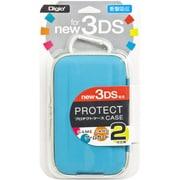 SZC-3DS1401BL [New3DS用 プロテクトケース ブルー]