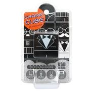 CU-GL-06 [キャラキューブ USBポート AC充電器 ボディ・タキシード]