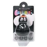 DI-BP-02 [ダイカット USBポート AC充電器 バーバママ]
