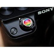 LS-SB2 [デジタルカメラ ソフトボタン 貼り付けタイプ レインボー]