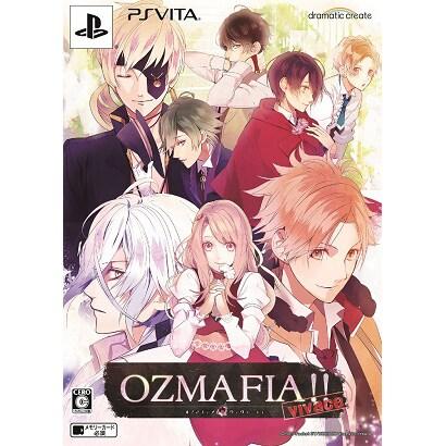 OZMAFIA!!-vivace- (オズマフィア!!-ヴィヴァーチェ-) 限定版 [PS Vitaソフト]