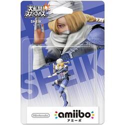amiibo(アミーボ) シーク (大乱闘スマッシュブラザーズシリーズ) [ゲーム連動キャラクターフィギュア]