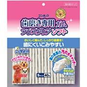 SHG-003 [ゴン太の歯磨き専用ガム ブレスクリア ソフト S 40本]