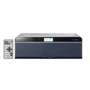 CLX-50-L [CD USB対応 パーソナルステレオシステム ブルー ワイドFM対応]