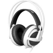 61356 SteelSeries SiberiaV3 White [ゲーミング ヘッドセット]