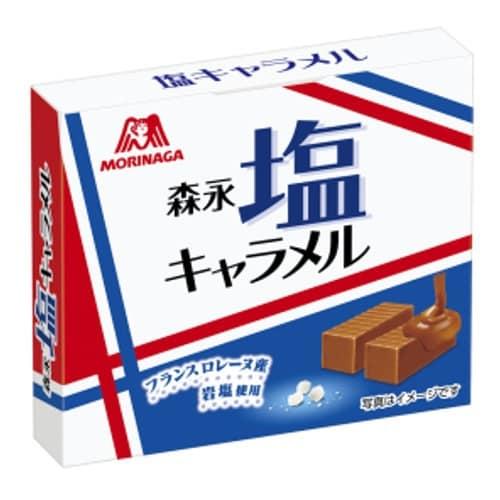 塩キャラメル 12粒 [菓子 1箱]