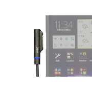 DCA-SXLED020BK [Xperia Z3用 マグネット充電ケーブル ブラック 0.2m]