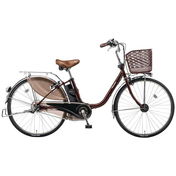 BE-ELD43T [電動アシスト自転車 ビビ・DX 24型 内装3段変速 チョコブラウン]